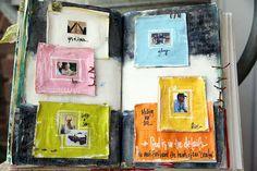 Junelle Jacobsen....in love with her art!