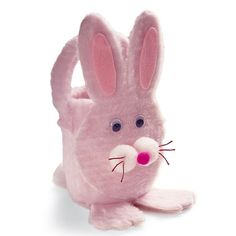 Easter Craft: Bunny Basket (Easter Craft Idea) | Spoonful