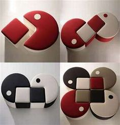 PacMan furniture for the gamers