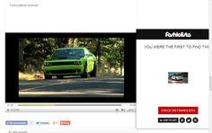 Dodge Challenger 2015: De nouveaux sommets de puissance! | Autonet.ca