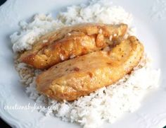 For a light and bright meal that is sure to make everyone's stomachs happy, try making this recipe for Light Slow Cooker Lemon Chicken. This easy lemon chicken recipe is flavorful and so delicious.