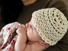 Alpaca and silk baby hat FREE pattern, this is delicous - thanks so for share xox