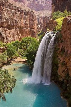 one day, waterfalls, nature, natural pools, travel