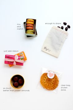 DIY edible wedding favors that won't break the bank   Snippet and Ink