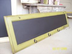 Cupboard Door Chalkboards