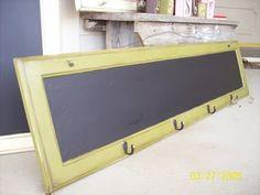 Cupboard Door Chalkboards