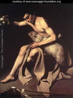 St. John the Baptist Caravaggio
