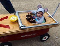 Halloween Costume Idea:baby mouse