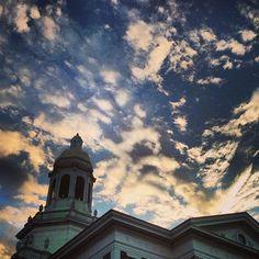 Another beautiful night at #Baylor University! (via bayloruniversity on Instagram)