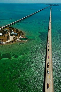 7 mile bridge, Florida Keys