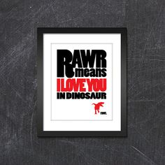 Rawr - Cody would love this.