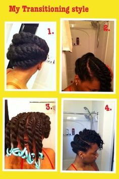 More twists - natural hair
