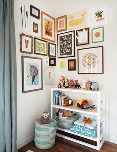 Super cute childrens room