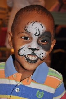 Simple Dog Face Paint Ideas Images amp Pictures Becuo