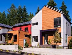 Sustainable home in a One Planet Community...gorgeous! http://bit.ly/1pML3Q7