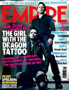 ooh the girl with the dragon tatoo