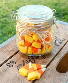 Candy Corn Cookies!!