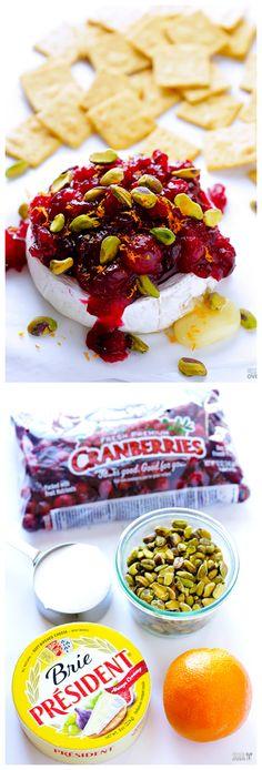Cranberry Pistachio