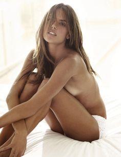 Alessandra Ambrosio by David Burton