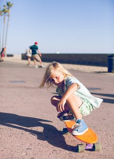yeah girl! longboard, future kids, skateboard