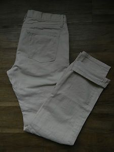 Just added today: Crate Natural Wheat redline selvage denim (made in Los Angeles)