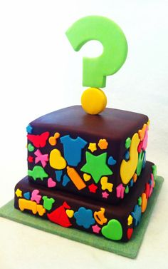 Cake Design Questions : Cakes with 3D toppers by Silver Cake Studio on Pinterest ...