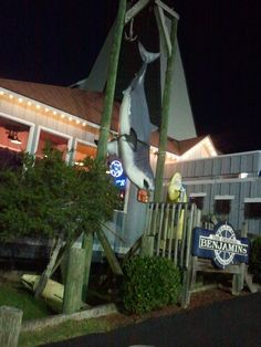#MYRDreamvacation  The original Benjamin's Calabash seafood has awesome food and tons of it