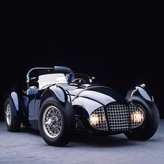Fitch Whitmore Le Mans Special 1951