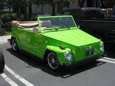 ride, vroom, stuff, dream, vw thing, future car, auto, lime green things, limes