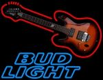 Bud Light Neon Guitar Neon Sign 12 0028, Bud Light Neon Beer Signs & Lights | Neon Beer Signs & Lights. Makes a great gift. High impact, eye catching, real glass tube neon sign. In stock. Ships in 5 days or less. Brand New Indoor Neon Sign. Neon Tube thickness is 9MM. All Neon Signs have 1 year warranty and 0% breakage guarantee.