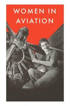 Women in Aviation, Rosie the Riveter