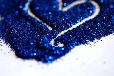 heart . blue