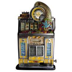 American 1936 Watling Slot Machine in Working Order