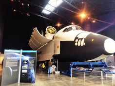 STS Trainer - Air & Space Museum - Boeing Field, Seattle WA