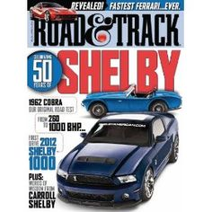 Road & Track (1-year auto-renewal).  List Price: $47.88  Sale Price: $5.00  More Detail: http://www.giftsidea.us/item.php?id=b002pxvyo6