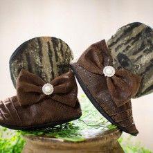 Baby Girl Camo Cowbgirl Boots