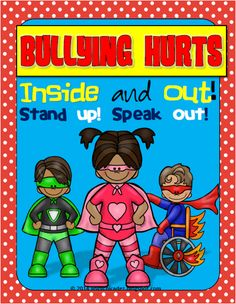 Free Anti-Bullying Poster!