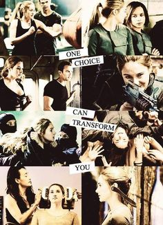 Divergent! #DivergentFanArt