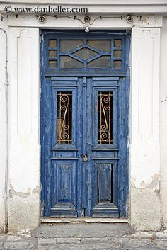 Loving these old doors