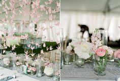 A Handmade Vintage Pink Wedding