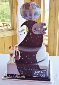 Cakes and Cupcakes - When Geeks Wed | When Geeks Wed