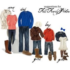 Family Picture Outfit Ideas 2012 | Outfit Ideas