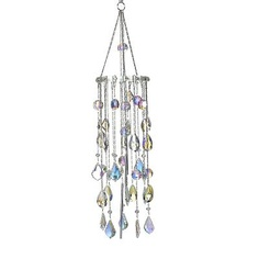Gorgeous kirks folly crystals of the fairy realm chandelier