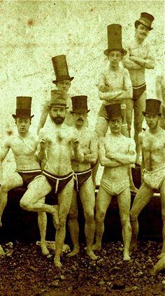 Brighton Swimming Club, 1853