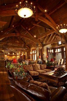 GREAT ceiling beams
