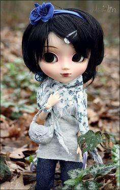 Pretty pullip doll