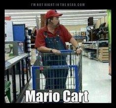 Neck Mario