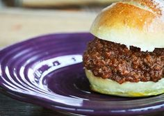 This recipe for Make-Ahead Slow Cooker Sloppy Joes might just top the charts for the best sloppy joe recipe ever. Forget about using canned sauce or a sauce packet from now on, and make this easy slow cooker version of the dish instead.