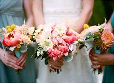 dahlia peony bouquet - Google Search