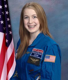 Abigail Harrison is determined to be the first astronaut on Mars. A sophomore in high school, she runs a project called Astronaut Abby. This month, she flew to Kazakhstan for the lift-off of the International Space Station new staffers. Luca Parmitano, one of the astronauts on this mission, will be keeping in contact with Abby, while she functions as the I.S.S. back to Earth. She met him in an airport, as she was heading home from watching the final launch of Endeavour.Check out Astronaut Abby